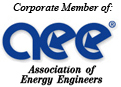 Corporate Member of Association of Energy Engineers